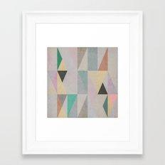 The Nordic Way XVIII Framed Art Print