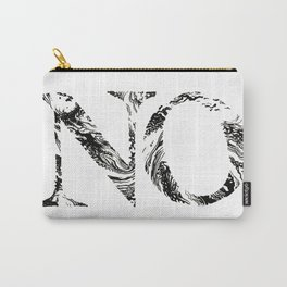 No marbled and fancy Carry-All Pouch