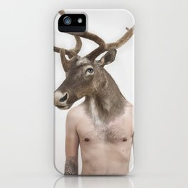 Therianthrope - Caribou iPhone Case