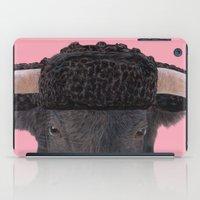 spanish iPad Cases featuring Spanish Bull by Rachel Waterman