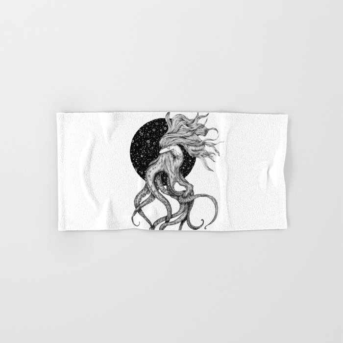 Young Ursula Hand & Bath Towel
