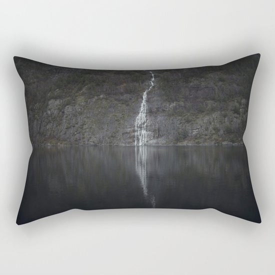 Waterfall (The Unknown) Rectangular Pillow