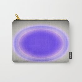 Lavender & Gray Focus Carry-All Pouch