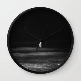 Slow Dancing Society Wall Clock