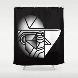Dilla Shower Curtain