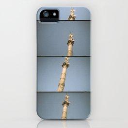 Angel de la independencia iPhone Case