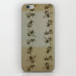 Bee Line iPhone Skin