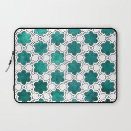 Flowerish Maze Laptop Sleeve