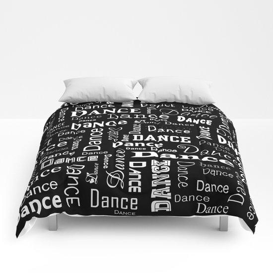 Just Dance! Comforters