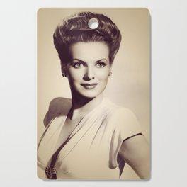 Maureen O'Hara, Hollywood legend Cutting Board