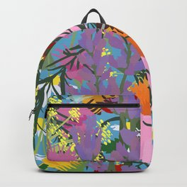 Aromatherapy for the Bees in Sky Blue Backpack
