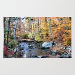 Autumn Woodlands Rug