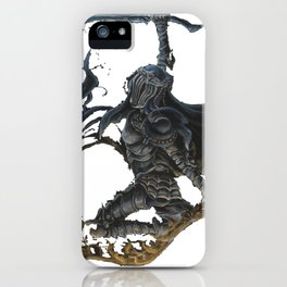 Dancer of the Boreal Valley iPhone Case