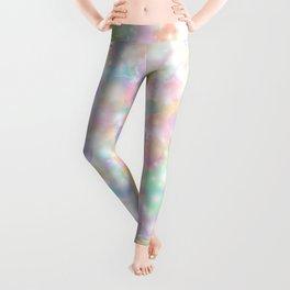 Rainbow Bubbles of Light Leggings