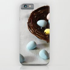 Robin's Eggs and Nest iPhone 6s Slim Case
