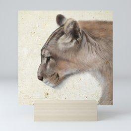 Puma Mini Art Print