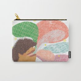 You Got Poetry On Your Lips Carry-All Pouch