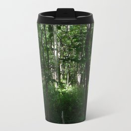 Entering the Forest Travel Mug