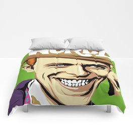 The Man Who Sold The World Comforters