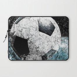 Modern soccer version 1 Laptop Sleeve