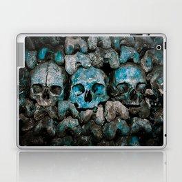 We Three Skulls Laptop & iPad Skin