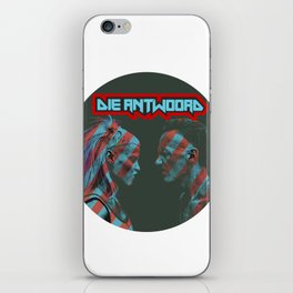 antwoord   iPhone Skin