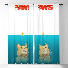 Paws! Blackout Curtain