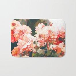 Blush #nature #digitalart Bath Mat