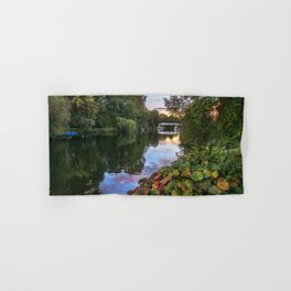 The Thames At Pangbourne Hand & Bath Towel