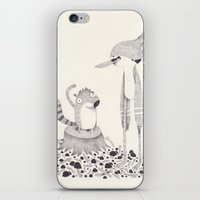 cartoons iPhone & iPod Skins featuring regular show by yohan sacre