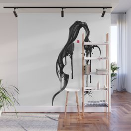 Spider's Kiss II Wall Mural