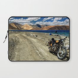 what a ride...what a feeling..! Laptop Sleeve
