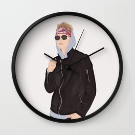 Henrik Holm | skam cast Wall Clock