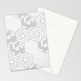 Hex 603 Stationery Cards