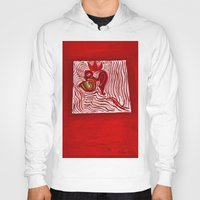 om Hoodies featuring om by Loosso