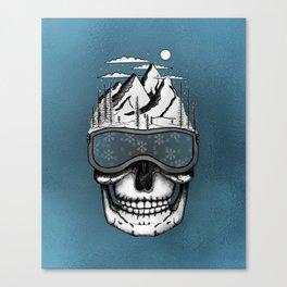 Skullorado v2 Canvas Print