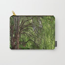 Weeping Willows at Warkworth Cementworks Lake Carry-All Pouch