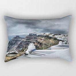 Santorini 16 Rectangular Pillow