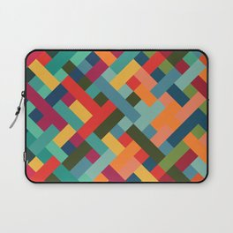 Weave Pattern Laptop Sleeve