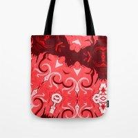 venus Tote Bags featuring Venus by Avigur