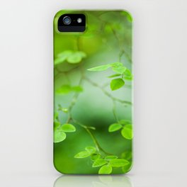 Red Huckleberry iPhone Case