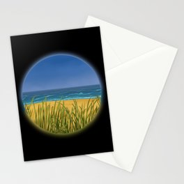 World Within Me - Beachside Stationery Cards