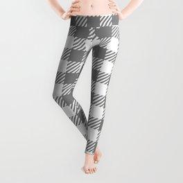 Grey Vichy Leggings