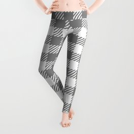 Grey Vichy Leggings