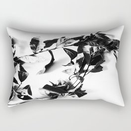 Bay leaves 4 Rectangular Pillow