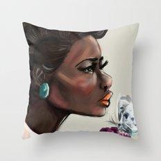 Beautiful 2 Throw Pillow