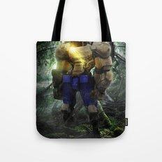 Mecha series // Sagat Tote Bag