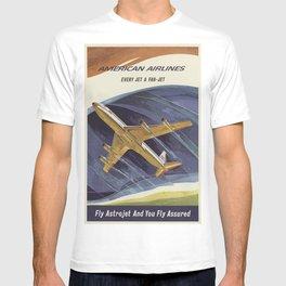 Vintage poster - Astrojet T-shirt