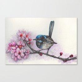 Fairy Blush Canvas Print