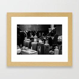 fancy. Framed Art Print